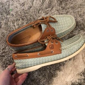 Womens Sperrys - worn two times